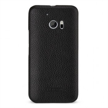 Кожаный чехол накладка (премиум нат. кожа) для HTC 10