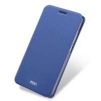 Чехол горизонтальная книжка подставка на силиконовой основе для Meizu Pro 6