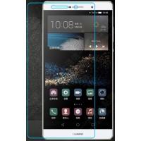 Ультратонкое износоустойчивое сколостойкое олеофобное защитное стекло-пленка для Huawei P8 Max