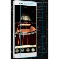 Ультратонкое износоустойчивое сколостойкое олеофобное защитное стекло-пленка для Lenovo K5 Note