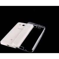 Силиконовый транспарентный чехол для Samsung Galaxy Core 2