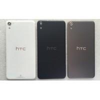 Пластиковый непрозрачный матовый встраиваемый чехол для HTC One E9s dual sim