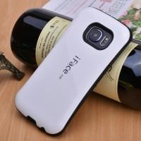 Противоударный двухкомпонентный силиконовый матовый непрозрачный эргономичный чехол с нескользящими гранями для Samsung Galaxy S7 Edge