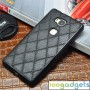 Чехол накладка текстурная отделка Кожа для Huawei Honor 5X