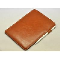 Вощеный кожаный мешок с крепежом для Apple Pencil для Ipad Pro 9.7 Бежевый