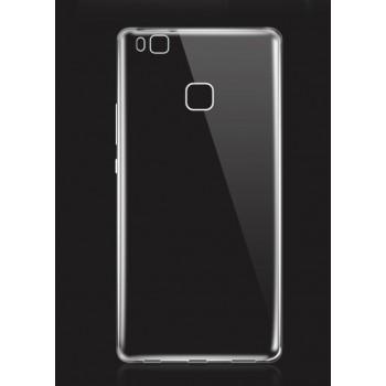 Силиконовый матовый транспарентный чехол для Huawei P9 Lite