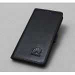 Кожаный чехол горизонтальная книжка подставка на силиконовой основе на магнитной защелке для Huawei P9 Plus