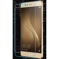 Ультратонкое износоустойчивое сколостойкое олеофобное защитное стекло-пленка для Huawei P9 Lite