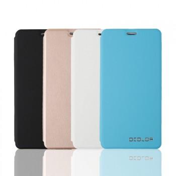 Чехол горизонтальная книжка подставка на пластиковой основе для Elephone S3