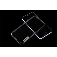Силиконовый матовый полупрозрачный чехол с улучшенной защитой элементов корпуса (заглушки) для Meizu M3s Mini Серый