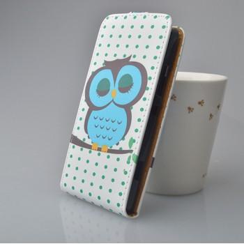 Чехол вертикальная книжка на силиконовой основе с полноповерхностным принтом на магнитной защелке для Doogee X5 Max