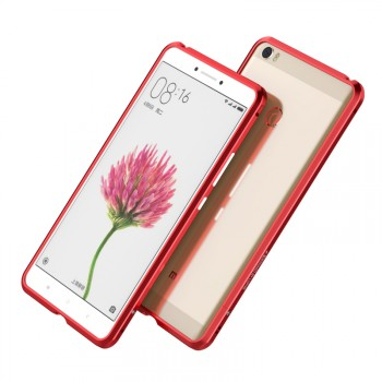 Металлический округлый бампер сборного типа на винтах для Xiaomi Mi Max