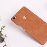 Чехол накладка текстурная отделка Кожа для Xiaomi Mi Max