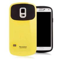 Силиконовый глянцевый непрозрачный чехол для Samsung Galaxy S5 (Duos)