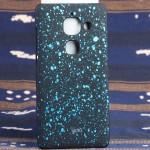 Пластиковый непрозрачный матовый чехол с голографическим принтом Звезды для LeEco Le Max 2