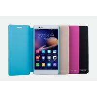 Чехол горизонтальная книжка подставка на пластиковой основе для Huawei Honor 5C