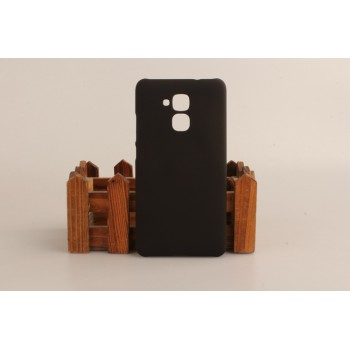 Пластиковый непрозрачный матовый чехол для Huawei Honor 5C