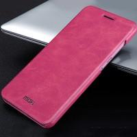 Винтажный чехол горизонтальная книжка на пластиковой основе для LeEco Le 2 Пурпурный