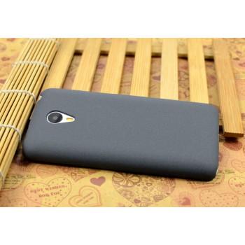 Пластиковый непрозрачный матовый чехол с повышенной шероховатостью для Meizu M2 Note