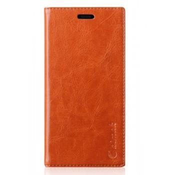 Вощеный чехол горизонтальная книжка подставка на пластиковой основе с отсеком для карт для Xiaomi RedMi 3