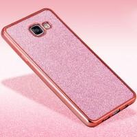 Силиконовый матовый непрозрачный чехол с текстурным покрытием Узоры для Samsung Galaxy A5 (2016)