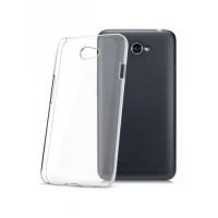 Пластиковый транспарентный чехол для LG K5