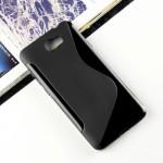 Силиконовый матовый полупрозрачный чехол с дизайнерской текстурой S для Huawei Honor 5A/Y5 II