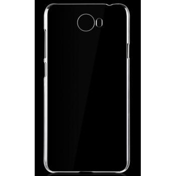 Пластиковый транспарентный чехол для Huawei Honor 5A/Y5 II