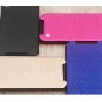 Чехол горизонтальная книжка подставка текстура Дерево на силиконовой основе для HTC Desire 830