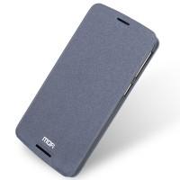Чехол горизонтальная книжка подставка на силиконовой основе для HTC Desire 828