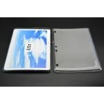 Силиконовый матовый транспарентный чехол для Lenovo Tab 2 A10/Tab 3 10 Business
