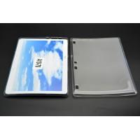 Силиконовый матовый транспарентный чехол для Lenovo Tab 2 A10