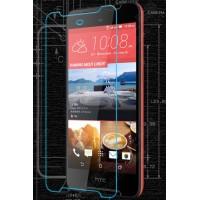 Ультратонкое износоустойчивое сколостойкое олеофобное защитное стекло-пленка для HTC Desire 628