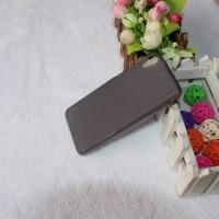 Силиконовый матовый полупрозрачный чехол для HTC Desire 628