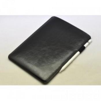 Кожаный вощеный мешок (иск. кожа) с держателем стилуса для Huawei MateBook