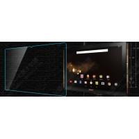 Ультратонкое износоустойчивое сколостойкое олеофобное защитное стекло-пленка для Acer Iconia Tab 10 A3-A40