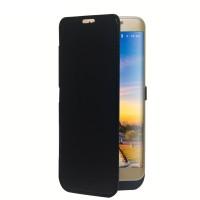 Чехол флип с встроенным аккумулятором 4800 мАч и подставкой для Samsung Galaxy S6 Edge Plus
