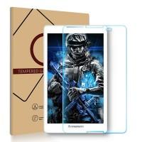 Ультратонкое износоустойчивое сколостойкое олеофобное защитное стекло-пленка для Lenovo Tab 3 8