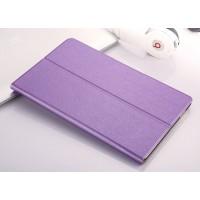 Чехол книжка подставка на непрозрачной поликарбонатной основе для Samsung Galaxy Tab A 10.1 (2016)  Фиолетовый