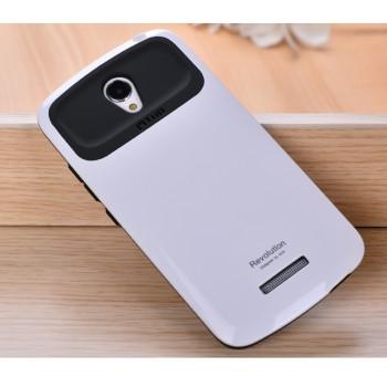 Силиконовый глянцевый непрозрачный дизайнерский фигурный чехол для Xiaomi RedMi Note 2
