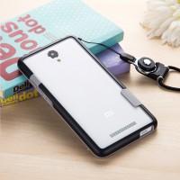 Силиконовый матовый полупрозрачный дизайнерский фигурный чехол для Xiaomi RedMi Note 2