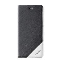 Чехол горизонтальная книжка подставка текстура Линии на пластиковой основе для Huawei Honor 7