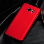 Пластиковый непрозрачный матовый чехол с улучшенной защитой элементов корпуса для Samsung Galaxy Note 7