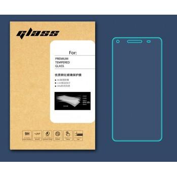 Ультратонкое износоустойчивое сколостойкое олеофобное защитное стекло-пленка для Huawei Honor 5A/Y5 II