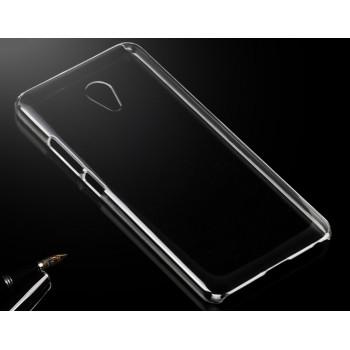 Пластиковый транспарентный чехол для Meizu M3E