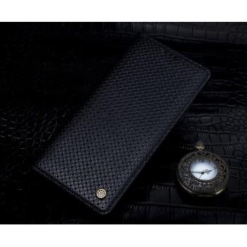 Кожаный чехол горизонтальная книжка (премиум нат. кожа) для Xiaomi MI5
