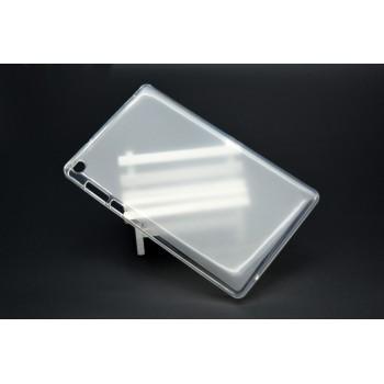 Силиконовый матовый полупрозрачный чехол для Lenovo Tab 3 7 Essential