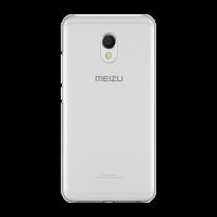 Оригинальный пластиковый транспарентный чехол для Meizu MX6