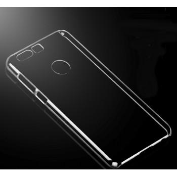 Пластиковый транспарентный чехол для Huawei Honor 8