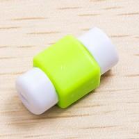 Противоизносный кабельный зажим дизайн Леденец Зеленый